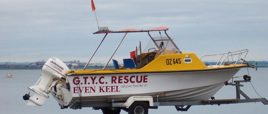 GTYC_Rescue_Boat_Even_Keel